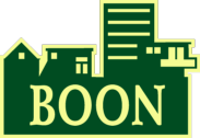 Boon Project- en Woningstoffering logo